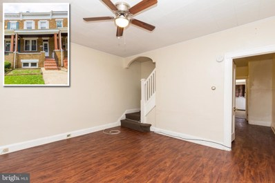 3211 Chesterfield Avenue, Baltimore, MD 21213 - #: MDBA470952