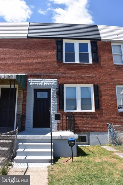 2032 Harman Avenue, Baltimore, MD 21230 - #: MDBA470964