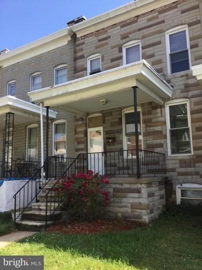 4008 Belwood Avenue, Baltimore, MD 21206 - #: MDBA470980