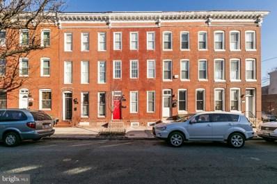 713 Scott Street, Baltimore, MD 21230 - #: MDBA470990