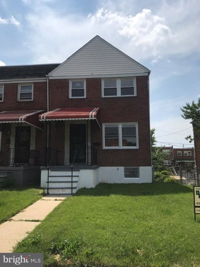 4917 Sinclair Lane, Baltimore, MD 21206 - #: MDBA470992