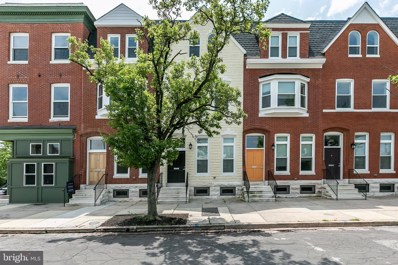 337 E 20TH Street, Baltimore, MD 21218 - #: MDBA470994