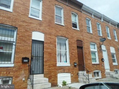 804 N Curley Street, Baltimore, MD 21205 - #: MDBA471010