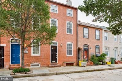 921 Binney Street, Baltimore, MD 21224 - #: MDBA471026