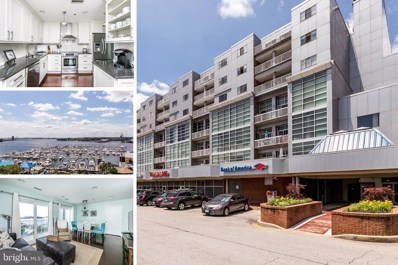 2702 Lighthouse Point East UNIT 728, Baltimore, MD 21224 - #: MDBA471064
