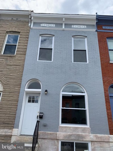 2321 Ashland Avenue, Baltimore, MD 21205 - #: MDBA471134