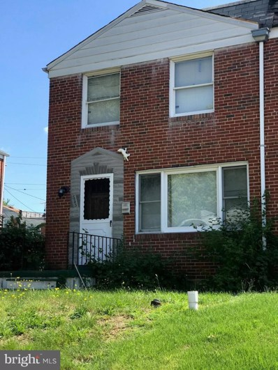 5445 Whitwood Road, Baltimore, MD 21206 - #: MDBA471170