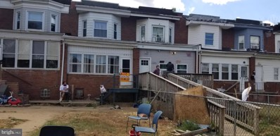 541 Maude Avenue, Baltimore, MD 21225 - #: MDBA471200