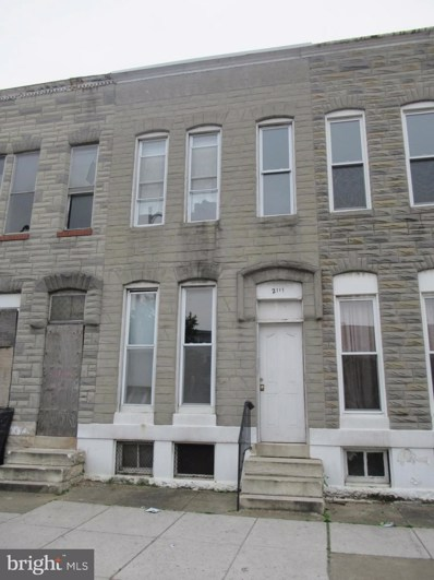 2111 Wilkens Avenue, Baltimore, MD 21223 - #: MDBA471248