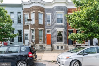 815 Wellington Street, Baltimore, MD 21211 - #: MDBA471254