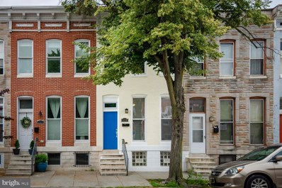 1528 N Bond Street, Baltimore, MD 21213 - #: MDBA471328