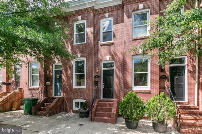 536 E Clement Street, Baltimore, MD 21230 - #: MDBA471346