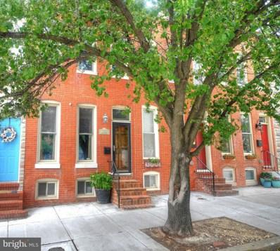 3124 Fait Avenue, Baltimore, MD 21224 - #: MDBA471354