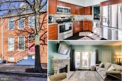 802 S Sharp Street, Baltimore, MD 21230 - #: MDBA471382