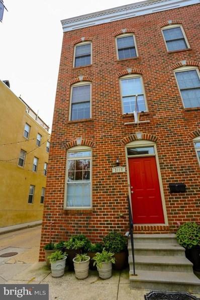 2119 E Fairmount Avenue, Baltimore, MD 21231 - #: MDBA471398