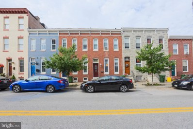 749 W Cross Street, Baltimore, MD 21230 - #: MDBA471400