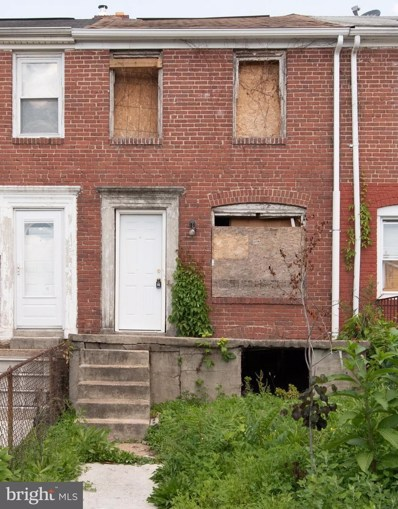 512 Seagull Avenue, Baltimore, MD 21225 - #: MDBA471432