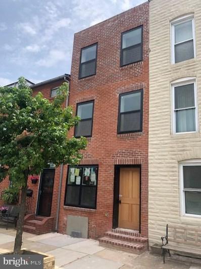 2037 Gough Street, Baltimore, MD 21231 - #: MDBA471458