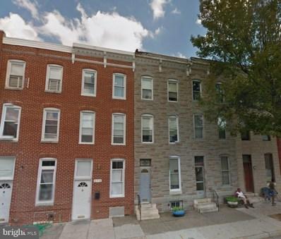 519 Bloom Street, Baltimore, MD 21217 - #: MDBA471468