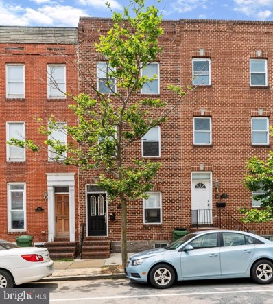1618 S Hanover Street, Baltimore, MD 21230 - #: MDBA471530