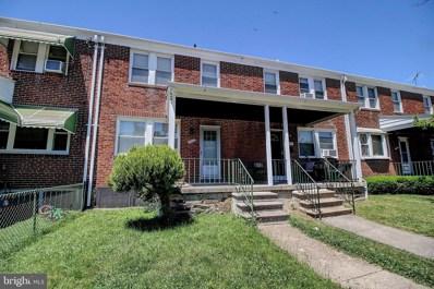 1308 Kenhill Avenue, Baltimore, MD 21213 - #: MDBA471572