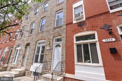 2336 Barclay Street, Baltimore, MD 21218 - #: MDBA471592