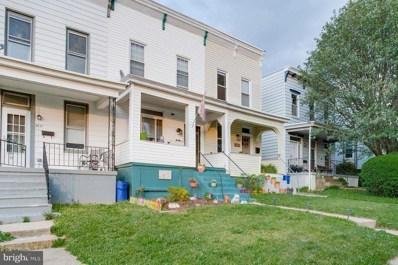 3829 Hickory Avenue, Baltimore, MD 21211 - #: MDBA471604