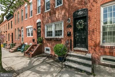 1718 Johnson Street, Baltimore, MD 21230 - #: MDBA471620