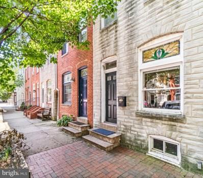1923 Bank Street, Baltimore, MD 21231 - MLS#: MDBA471664