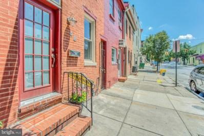 48 E Fort Avenue, Baltimore, MD 21230 - #: MDBA471668