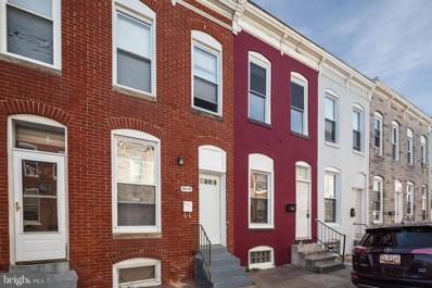 2618 Miles Avenue, Baltimore, MD 21211 - #: MDBA471688