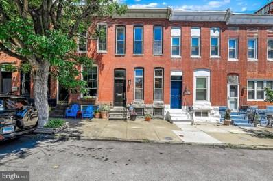 1813 Covington Street, Baltimore, MD 21230 - #: MDBA471722