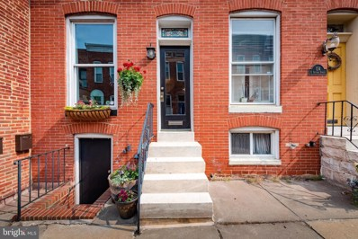 122 E Ostend Street, Baltimore, MD 21230 - #: MDBA471808