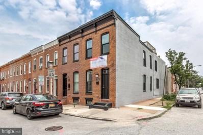1753 Clarkson Street, Baltimore, MD 21230 - #: MDBA471814
