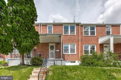 1004 Reverdy Road, Baltimore, MD 21212 - #: MDBA471838