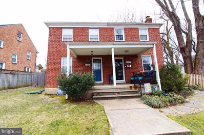 6309 Clearspring Road, Baltimore, MD 21212 - #: MDBA471852