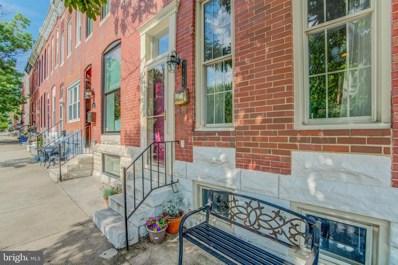 1821 Covington Street, Baltimore, MD 21230 - #: MDBA471860