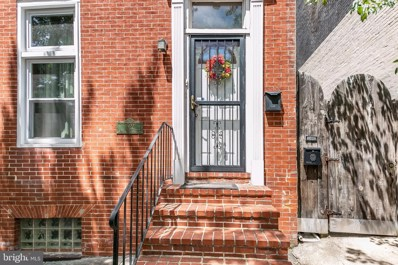 1922 E Pratt Street, Baltimore, MD 21231 - #: MDBA471870