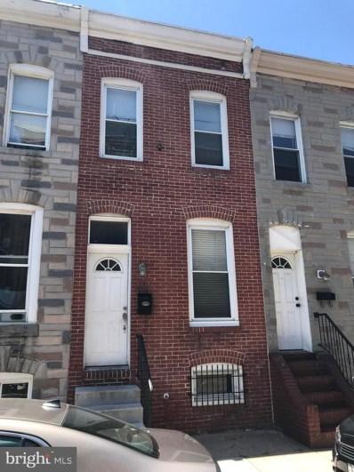 218 N Glover Street, Baltimore, MD 21224 - #: MDBA471920
