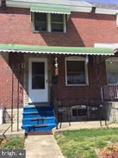 3718 10TH Street, Baltimore, MD 21225 - #: MDBA471924