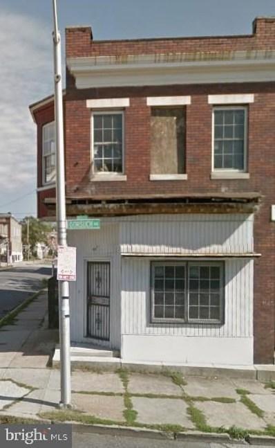 1600 Gorsuch Avenue, Baltimore, MD 21218 - MLS#: MDBA471958