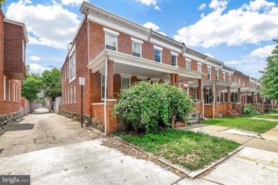 3141 Dudley Avenue, Baltimore, MD 21213 - #: MDBA472018