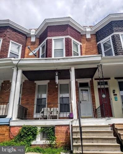 320 Ilchester Avenue, Baltimore, MD 21218 - #: MDBA472030