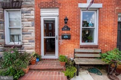 35 E Heath Street, Baltimore, MD 21230 - MLS#: MDBA472038