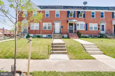 3859 Elmora Avenue, Baltimore, MD 21213 - #: MDBA472046