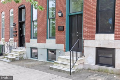 405 E Lafayette Avenue, Baltimore, MD 21202 - MLS#: MDBA472072