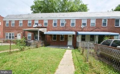 4909 Edgemere Avenue, Baltimore, MD 21215 - #: MDBA472122