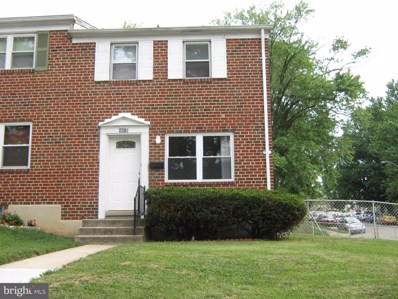 4818 Melbourne Road, Baltimore, MD 21229 - #: MDBA472140