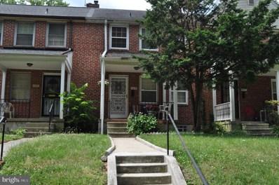 1519 Winston Avenue, Baltimore, MD 21239 - #: MDBA472142