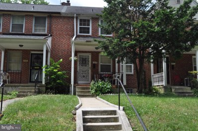 1519 Winston Avenue, Baltimore, MD 21239 - #: MDBA472142